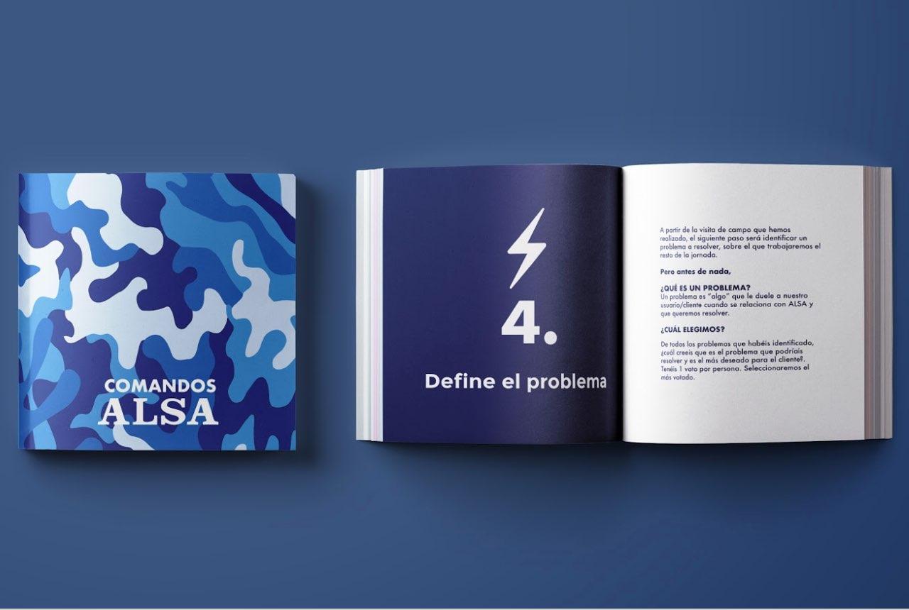 Gamificación de la Experiencia de Cliente Alsa, Creación de la Experiencia de Cliente dentro del ámbito de la movilidad internacional a través Comados Alsa.