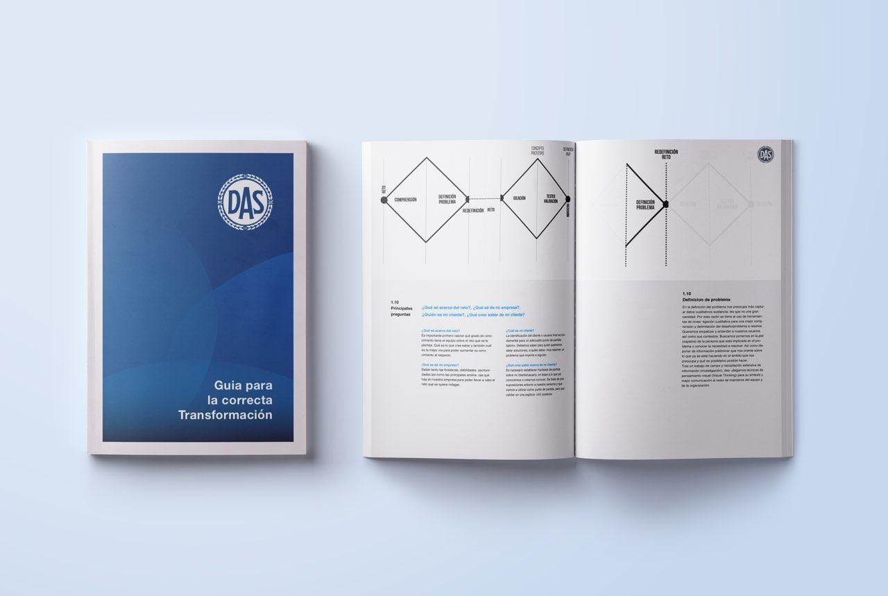 DAS Digital Transformation, Design of Innovation Roadmaps for the deployment of digital transformation ideas.