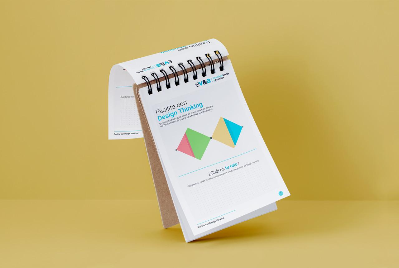 Endesa, Training plan through the design thinking methodology at Endesa