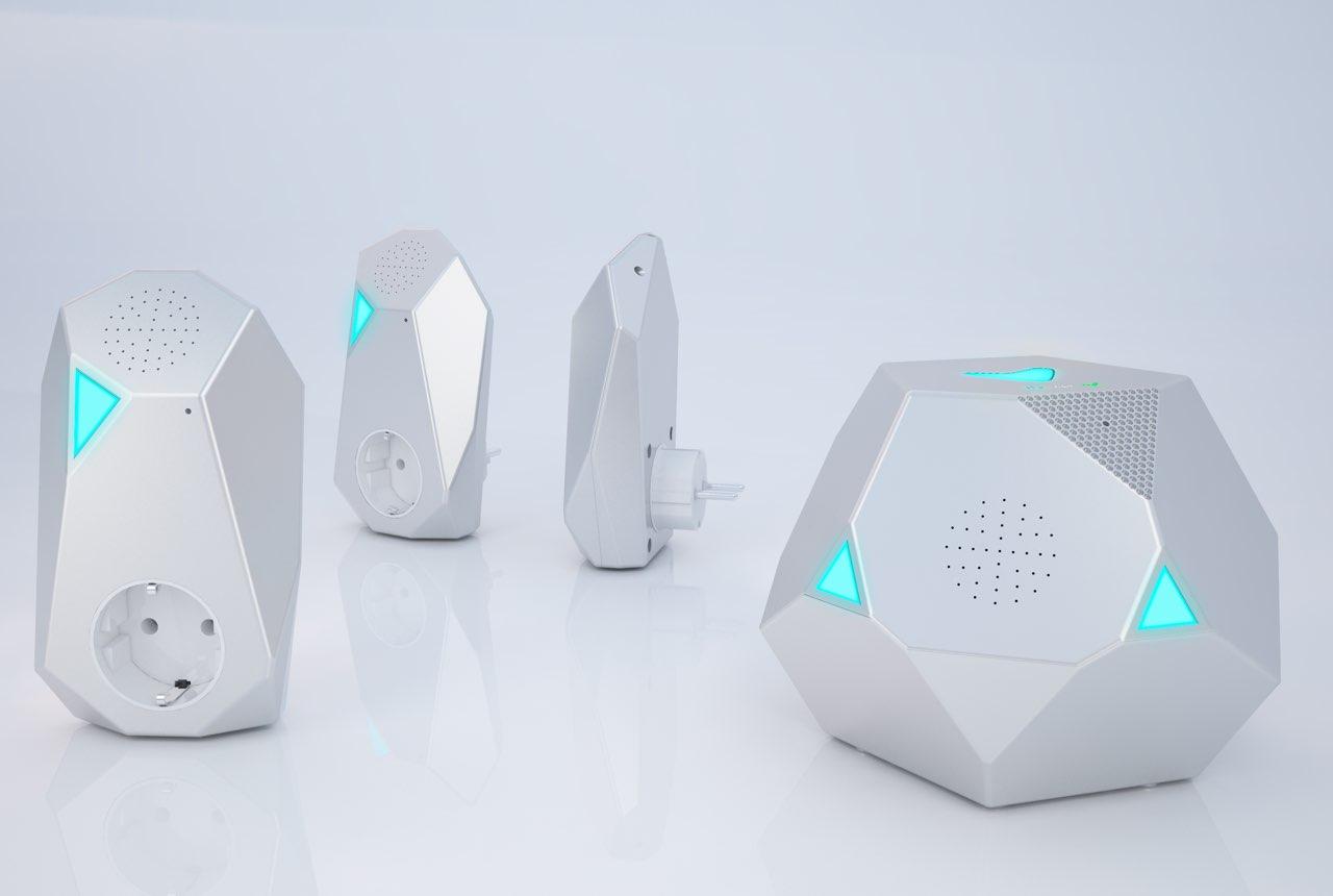Diseño de producto Visualfy, tecnología al servicio de las personas sordas, acompañamiento y desarrollo en todas las etapas del diseño de producto.