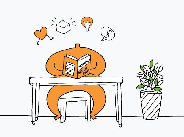 Workbook -imagen animacion para movil